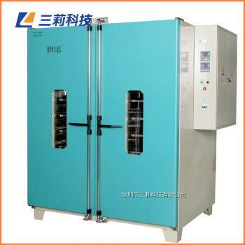 SN-91440A电热鼓风干燥箱 定制大型工业高温烘箱