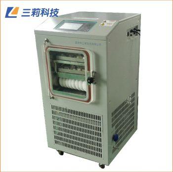 -80℃原位冷冻干燥机 LGJ-10FD电加热原位真空冻干机