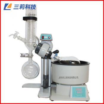 立式蛇形冷凝器 2升旋转蒸发器 RE-2010型旋转蒸发仪