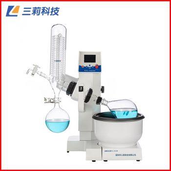 液晶屏转速温度数显3升旋转蒸发仪 RE-3000E型旋转蒸发器