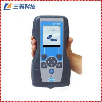 哈希SL1000 便携式多参数水质快速检测仪分析仪