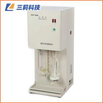 KDT-08B定氮仪(蒸馏水)八孔消解器粗蛋白质测定仪 KDT-08八孔井式可控硅温控定氮消化炉
