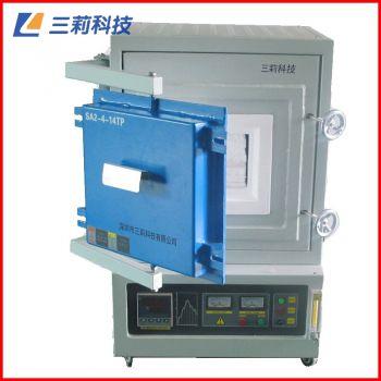 批发1700℃高温气氛炉SA2-9-17TP通气氛抽真空箱式气氛炉