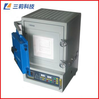 SA2-9-12TP高温箱式气氛炉 批发9kw 1200℃通气氛抽真空电阻炉