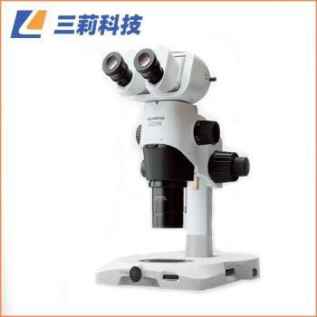 奥林巴斯荧光体视显微镜SZX16研究型体视显微镜系统
