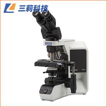 奥林巴斯临床正置生物显微镜 BX43手动显微镜系统